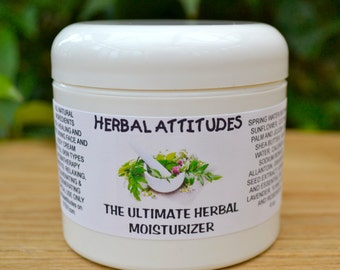 ULTIMATE HERBAL MOISTURIZER