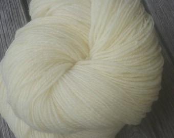 Hand Spun Polypay Yarn DK Weight