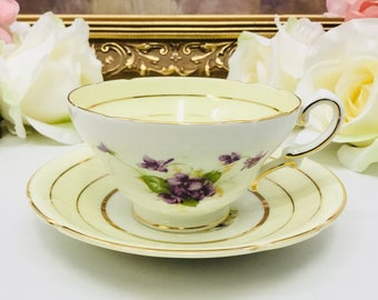 Stanley teacup and saucer