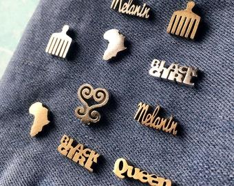 Tiny Statement Pins