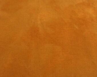 Quilting teint - tissu de laine tapis de laine de - couleurs d'automne - l'automne or accrocher - applique et l'artisanat - courtepointe - primitif - or-054