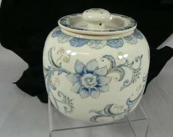 "Asian Style ""Sanford"" Ginger Jar with Lid    02231g1305a"
