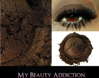 Loose Mineral Eyeshadow 'Swiss Chocolate'