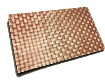 """Level 1 Armored Panel (Great for ammo testing) 3X5"""" UL 752"""