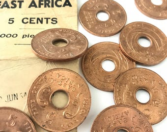 Vintage Coin Findings