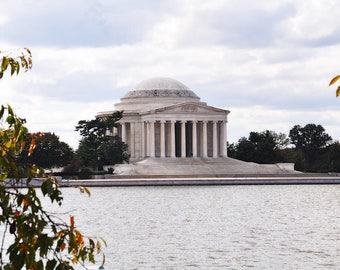 Fine Art Photography, The Jefferson Memorial, Landscape, Historical Photography, Washington DC Photography