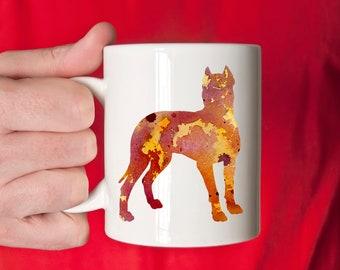 Dogo Argentino Mug - Dogo Argentino Lover Gift - Dogo Argentino Coffee Mug - Unique Dogo Argentino Gifts