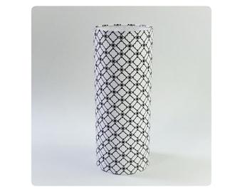 White table lamp - Fleurette