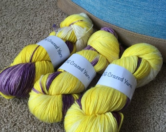 Pansy DK Superwash Merino Wool