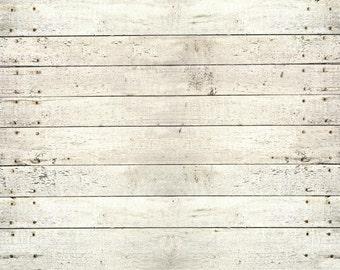 Whitewash Rug Background or Floor Drop Photo Prop