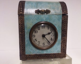 Industrial Clock/chest