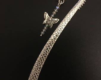 Beautiful Crystal Dragon Bookmark