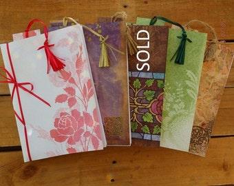 Blank Journal Book (Softcover) - Handbound, Handcrafted, Handmade