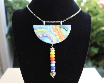 Another Rainbow Smile, Sparkles by My Art by Gayle