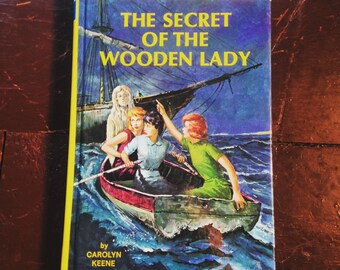 "Nancy Drew Mystery Stories Vol. 27 - ""The Secret of the Wooden Lady"""