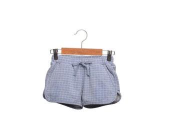 Check Gym Shorts