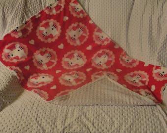 Toddler Blanket - Hello Kitty