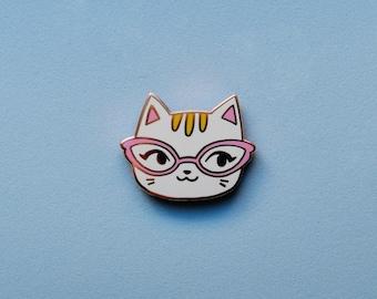 Enamel Pin - Cat