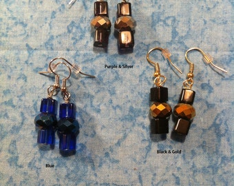 Disco Ball Earrings - Pick Your Color