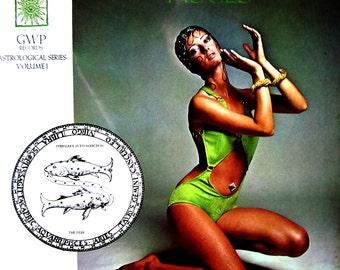 PISCES Astromusical House Of 1969 ASTROLOGICAL Series ORIGINAL Factory Sealed Vinyl Lp Record Album Sign of Poet gwp 1012