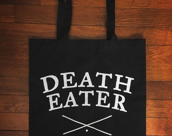 Death Eater Tote Bag