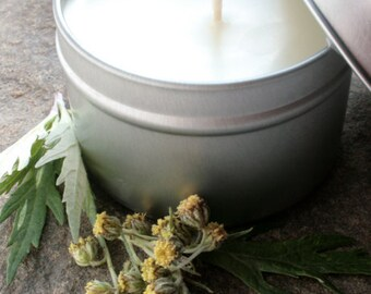 Camp Candle - An arctic herbal mix of bug repelling herbs