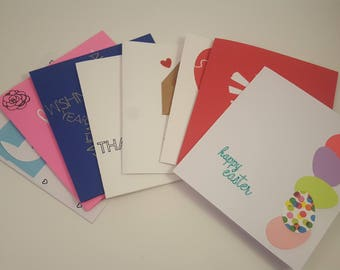 Handmade Cards Variety Gift Package