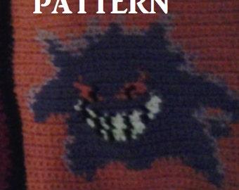 Gengar Individual pattern