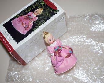 Madame Alexander Cinderella Hallmark Keepsake Ornament 1995 Christmas Holiday Collector's Series