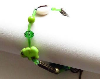 Bracelet with pearls beads 16339