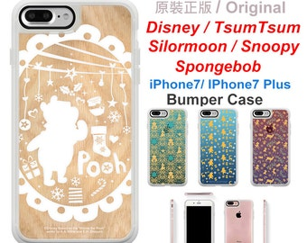 Original Disney For Iphone7 case  ,Iphone7 Plus case,Bumper Case, Phone Case,