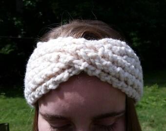 Knit Turban Headband