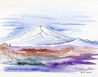 Mt Taranaki & Ranges