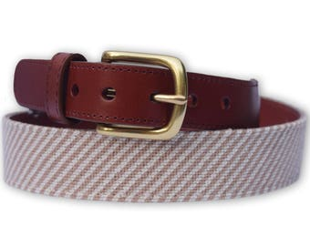 Needlepoint Women's Belts