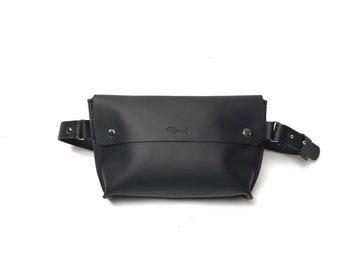 Belt bag,fanny pack,fanny leather bag,betl black bag, small bag,fanny pack for women, blue bag,leather fanny pack fanny pack men,hip bag