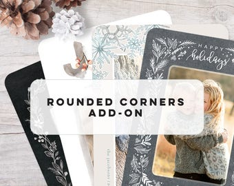 Rounded Corners add-on extra