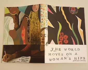 FemZine: The World Moves on a Woman's Hips