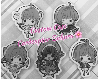 Custom Made Cardcaptor Sakura Case
