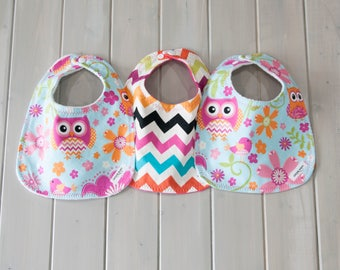 Baby Bibs, Baby Gift Set, Bibs And Burping, Drool Bibs, New Baby Gift, Baby Accessories, Baby, Baby Girl, Cotton Bibs, Cute Baby Gifts