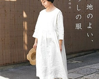 FU-KO Basics. Comforatble Everyday Clothes - Japanese Craft Pattern Book