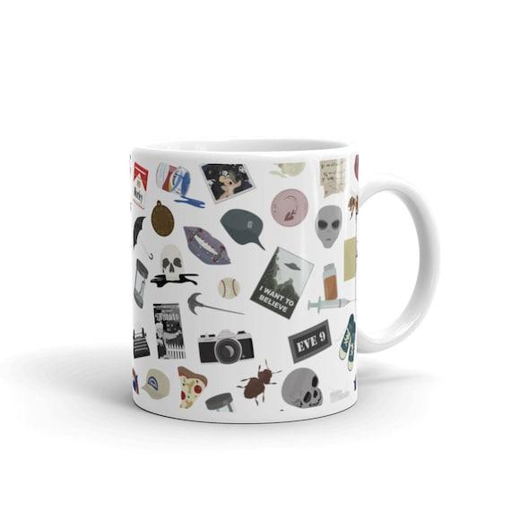 X-Files Episodes Mug