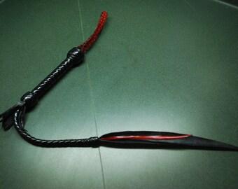 Dragon's Tongue Whip (Custom Built)
