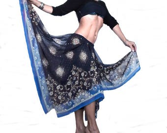 Overskirt Bellywood for belly dance