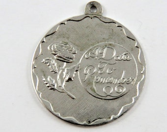 A Day To Remember Sterling Silver Charm or Pendant.