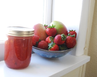 Strawberry Mango Jam 8 oz Hostess Fresh Homemade