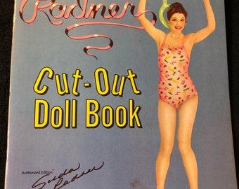 1979 Gilda Radner Cut Out Doll Book- Paper Dolls