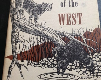 Animal Tales of the West by Clayton Williams - Price drop and Free Shipping Available