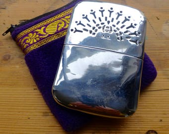 Empire Made Vintage Hand Warmer in Pouch