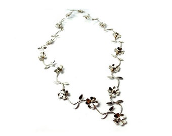 Necklace Princess  Sterling Silver 950