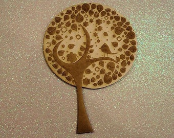 Tree large 258 size 65 x 47 cm